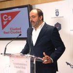 Ciudad Real: Mejoras en asfaltado y accesos a rotondas, entre las mociones de Ciudadanos para el pleno del jueves