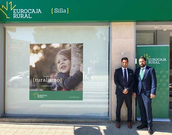 Eurocaja rural abre oficina en silla y extiende su red for Caja murcia valencia oficinas