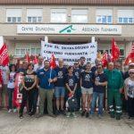 CCOO exige la mediación del Gobierno regional para desbloquear, después de un año de huelga, la negociación del convenio colectivo de la Asociación Fuensanta
