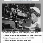 Feminismos Ciudad Real organiza un ciclo de cine clásico en la Biblioteca Pública del Estado