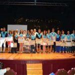 Almodóvar del Campo: La graduación de alumnos pone el broche final al curso en el Colegio Maestro Ávila y Santa Teresa