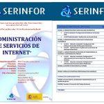 Serinfor organiza un Almodóvar del Campo un curso gratuito para obtener el certificado de profesionalidad en administración de servicios de Internet