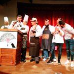 La cocina manchega de Diego Morales, representando a Ciudad Real en Estados Unidos