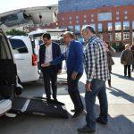 La Diputación destina 40.000 euros a la adaptación de taxis para personas con movilidad reducida