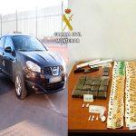 La Guardia Civil ha detenido a dos personas por tráfico de drogas en Tomelloso