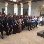 La presidenta de la FEMP C-LM asiste a la entrega de premios a la excelencia en la prestación de servicios públicos
