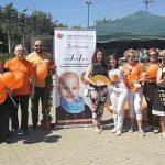 Puertollano:La campaña Imparables visibiliza la leucemia
