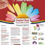 Ciudad Real: Izado de la bandera arcoíris y manifestación para un fin de semana de Orgullo LGTBI