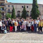 El Club Taurino 'Almodóvar' presenció en Toledo la grandiosa corrida que reunió a El Juli, Talavante, Morante y Álvaro Lorenzo