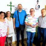 Puertollano: El Velero dona parte de su recaudación a la Asociación de lucha contra el cáncer