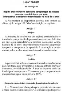Fuente; Diário da República, 16.7.2018