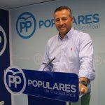 """Fernández: """"Las políticas del PSOE en materia de empleo sitúan a la provincia a la cabeza de la región en tasa de paro y a la cola en ocupación"""""""