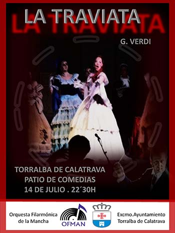 CARTEL TRAVIATA