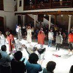 Seres mitológicos tomarán las calles de Torralba en la inauguración del VIII Festival Internacional de Teatro y Títeres