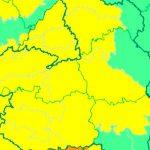 Aviso amarillo por altas temperaturas en la comarca de Puertollano para este miércoles