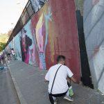arte urbano laguna de la posadilla - 1