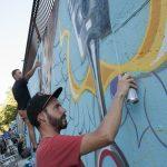 arte urbano laguna de la posadilla - 4