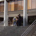 La Policía Nacional registra y precinta el Ayuntamiento de Puertollano en una operación declarada «secreta»