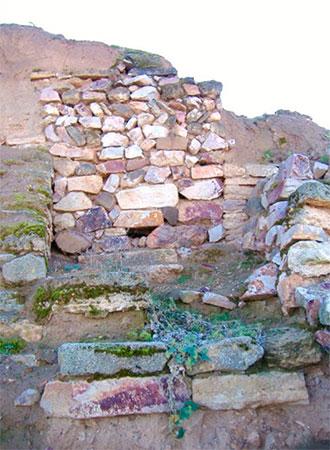Portillo norte por donde quizás pudo escapar a Toledo el Rey Alfonso VIII