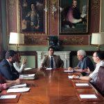 La Diputación invierte 50.000 euros en tres parroquias de la provincia que ha propuesto el Obispado