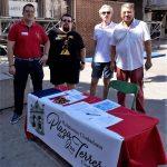 """""""Salvemos las Terreras"""" recoge firmas en la Plaza Mayor"""