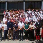 Puertollano da la bienvenida a los grupos del XXX Festival Internacional de Folklore