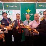 Globalcaja apoya la proyección del ajo morado de Las Pedroñeras