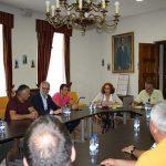 """La subdelegada del Gobierno en Ciudad Real considera una""""prioridad"""" buscar soluciones para la N-430"""