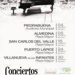 La Diputación lleva la Orquesta Filarmónica de Castilla-La Mancha a cinco municipios de la provincia