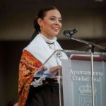 La Pandorga «es mi esencia», dice Zamora, que este año no podrá vestirse de manchega