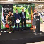 Ciudad Real: La alcaldesa respalda los productos de la tierra a través de la muestra organizada por Carrefour
