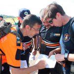Voluntarios de Protección Civil aprenden técnicas y procedimientos para afrontar la búsqueda de personas en grandes áreas
