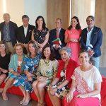 Carmen Quintanilla participa en el encuentro Think Tank de Fundación Woman Foward