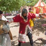 Recreación histórica en Alarcos: Vísteme despacio que me voy a la guerra