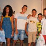 El alcalde recibe a los 7 niños saharauis que pasarán sus vacaciones en Herencia