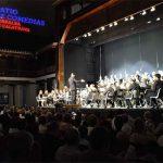 Lleno absoluto en el cierre del ciclo de 'Música en los Patios' de Torralba de Calatrava