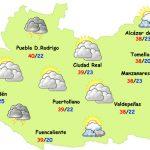El tiempo en Ciudad Real: dos días más de intenso calor