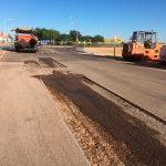 Manzanares: Fomento repara los tramos urbanos de la N-430