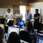 Ocho alumnos se forman en Valdepeñas en un taller de empleo sobre gestión cultural de la Junta