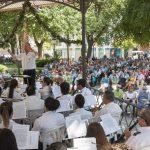 Ciudad Real: Mañana de música en el Prado