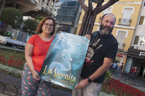 Presentación La Sirenita 1