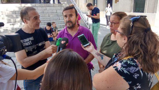 Rafael López e Irina Alonso ediles de Cs Puertollano