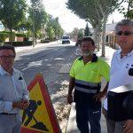 Ciudad Real: El asfaltado de la calle Camino Viejo de Alarcosse realizará después de la Feria
