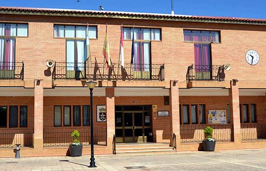 VISO DEL MARQUÉS_Ayuntamiento