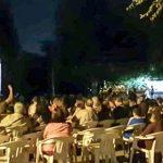 Argamasilla de Calatrava: 'La Bella y la Bestia' rubrica el éxito del cine estival que ha puesto en marcha el Ayuntamiento en agosto