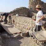 Alumnos de arqueología reconstruyen la vida diaria de los habitantes de Calatrava La Vieja entre los siglos V a.C. y VIII d. C.