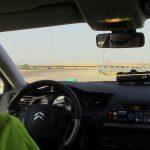 Detectan a una mujer circulando a 159 km/h por una vía autorizada a 70 km/h en Polán (Toledo)