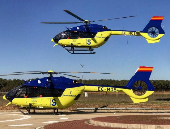 helicopteros sescam
