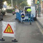 Puertollano: Posibles retenciones en el Paseo de San Gregorio por obras