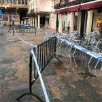 """Ciudad Real: El PP lamenta la """"vergonzosa"""" imagen que se llevarán los visitantes de la Plaza Mayor"""